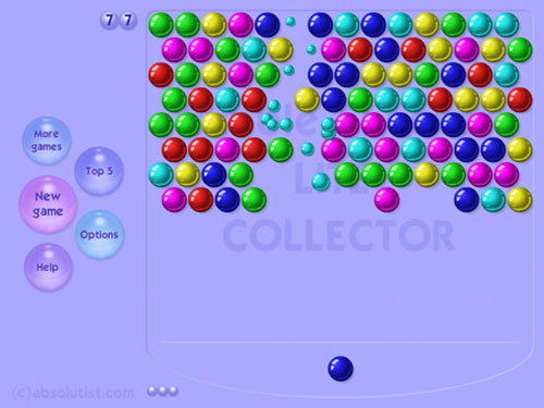 iBubble Shooter HD Lite For iPad