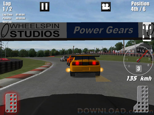 Driving Speed Lite For iPad