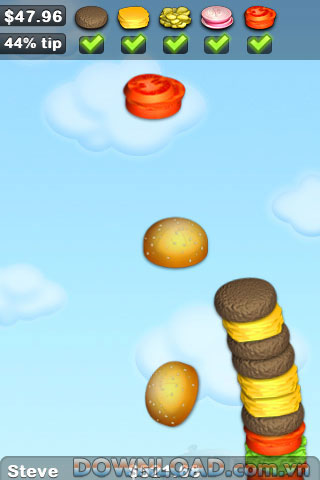 Sky Burger For iOS