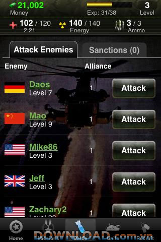 World War HD For iOS