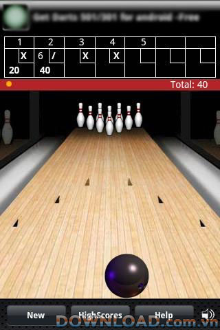 Finger Bowling For Android