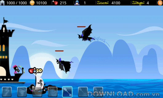 Dragon Hunter HD For Android