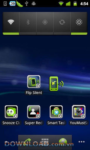 Flip Silent For Android