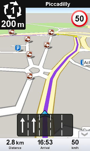 Wisepilot - GPS Navigator for Android