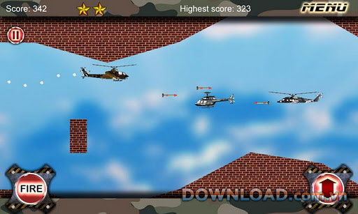 Combat Helicopter HD For Android