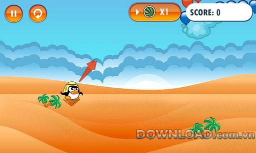 Penguin Rage Free For Android