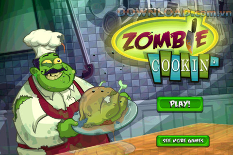 Zombie Cookin' for iPhone