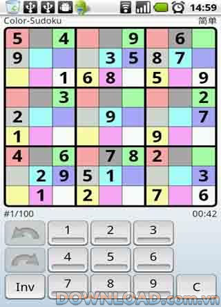 KissDroid Sudoku For Android