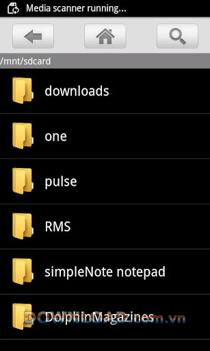 SE File Manager For Android