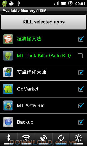 MT Task Killer For Android