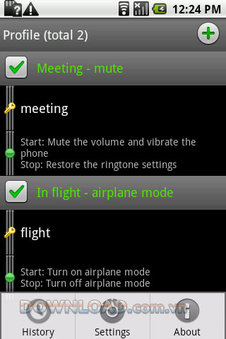 Auto Task Free for Android