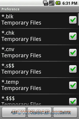 Junk File Cleaner For Android