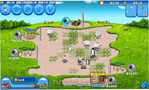 Farm Frenzy Lite for Android