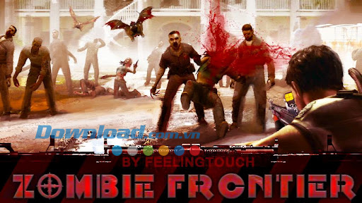 Zombie Frontier for Android