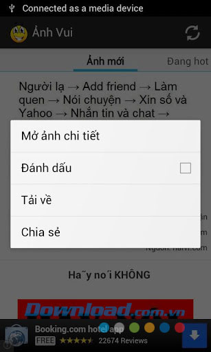 Ảnh vui For Android