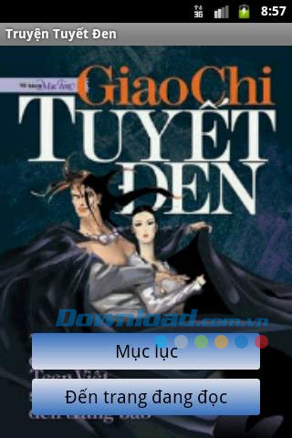 Truyện Tuyết Đen for Android