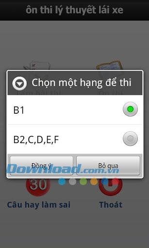 Ly thuyet oto for Android