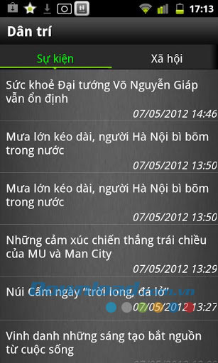 Tin tức for Android