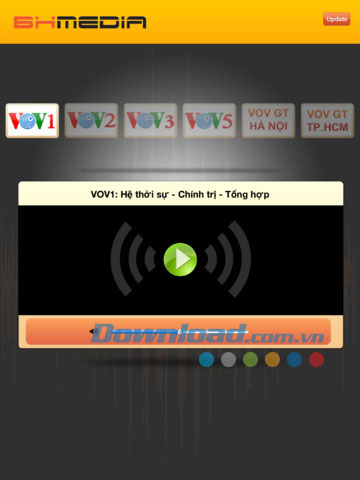 VOV Radio for iOS