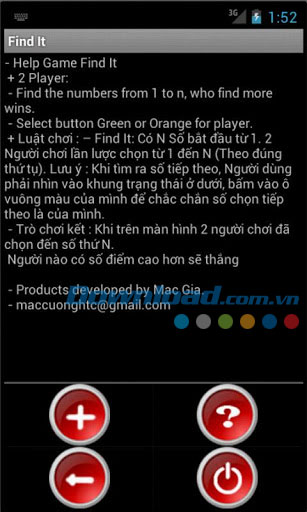 Chon so for Android