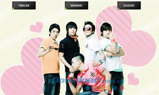 Thần tượng KPOP for Android