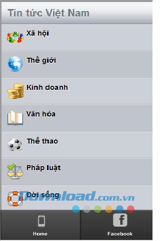 Thời báo Việt Nam for Android