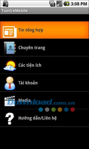 Tuổi Trẻ Mobile for Android