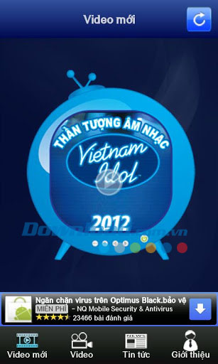 Việt Nam Idol 2012 for Android