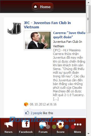 Juventus FC Viet Nam for Android