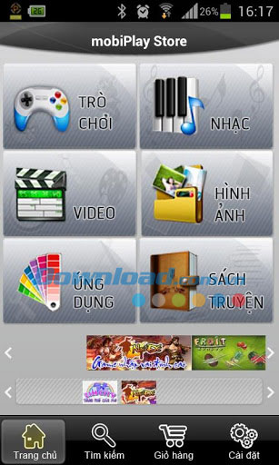 mobiPlay for Android