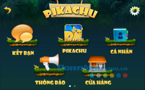 Game Pikachu ViTalk for iOS