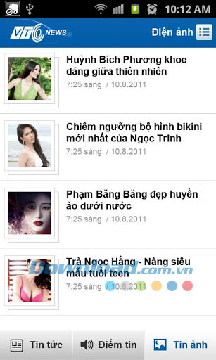 VTCNews for Android