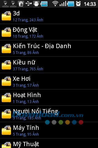 Hinh nen for Android