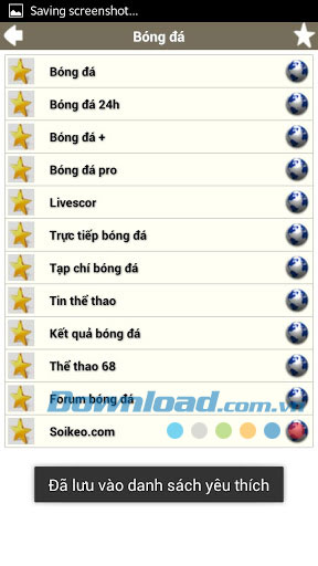 Bao dien tu for Android