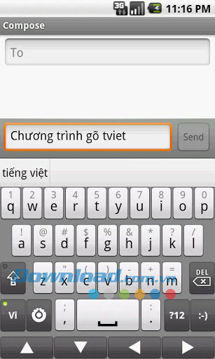 GoTiengViet 2 for Android