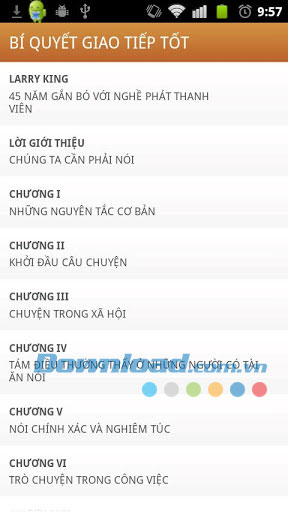 Bí quyết giao tiếp tốt for Android
