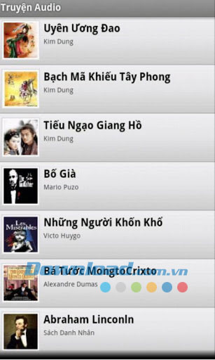 Truyện Audio for Android