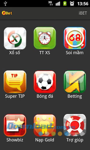iBet 2012 for Android