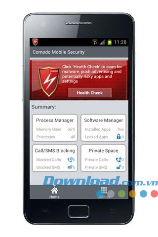 Comodo Antivirus Free for Android