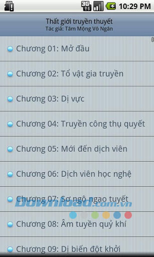 Thất giới truyền thuyết for Android