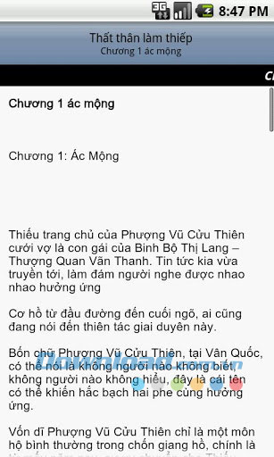 That than lam thiep for Android