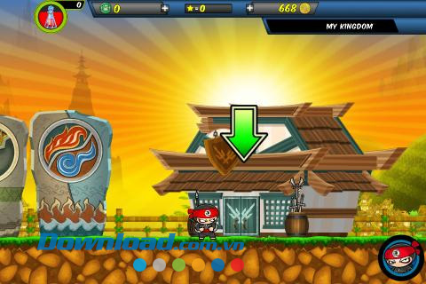 Chop Chop Ninja World for iOS