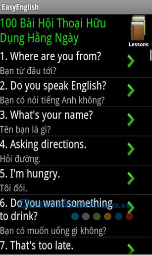 Tieng Anh cho nguoi Viet for Android
