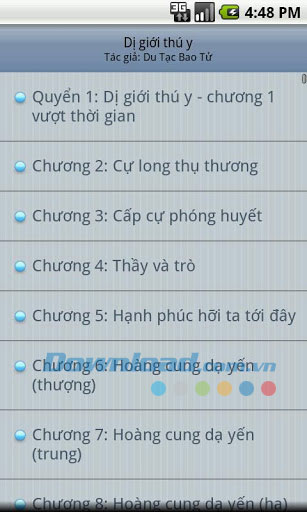 Dị giới thú y for Android