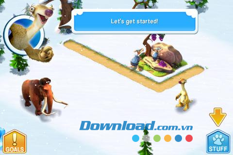 Ice Age Village for iOS