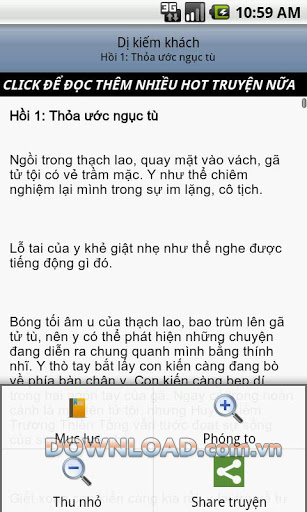 Dị kiếm khách for Android