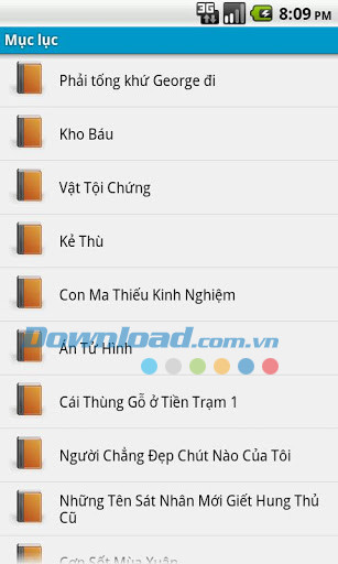 Truyện ma tuyển chọn for Android