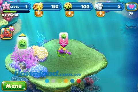 Nemo's Reef for iOS