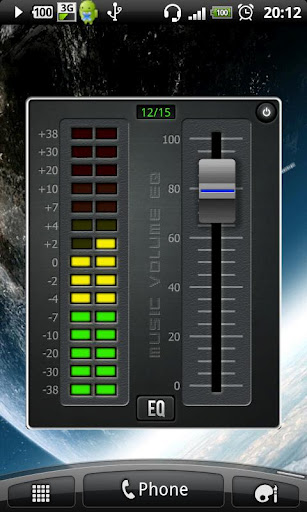 Music Volume EQ for Android