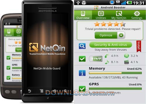 NetQin Mobile Guard Android